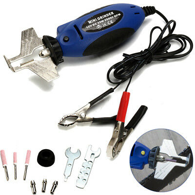 AU 12V Chain Saw Sharpener Chainsaw Electric Grinder File Pro Tools