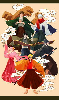 "366 Naruto - Last Uzumaki NINJA Fighting Japan Anime 24""x40"" poster"