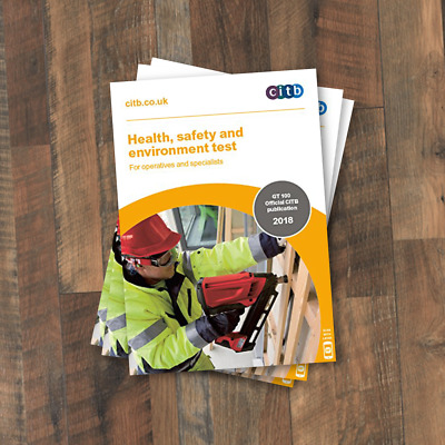 CITB Health, Safety & Environment Test for Operative & Specialist 2018: GT100/18