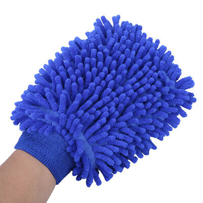 New Microfiber Car Kitchen Household Easy Wash Washing Cleaning Glove Mit