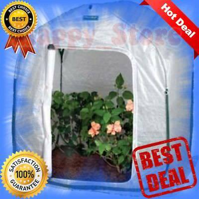 RARE Flower House FHPH120 PlantHouse 2 Pop-Up Plant House Top Quality FREE SHIP