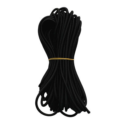 6mm Elastic Bungee Cord Kayak Marine Grade Heavy Duty Shock Rope Tie Down