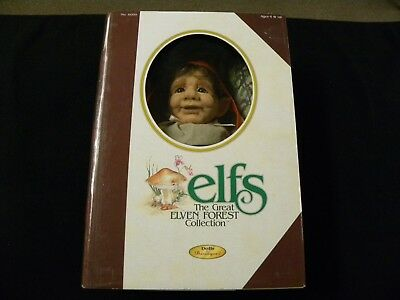 1997 Berenguer Elfs The Great Elven Forest Collection Papa Elmar New in Box