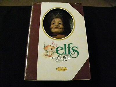1997 Berenguer Elfs The Great Elven Forest Collection Grandma Maryss New in Box
