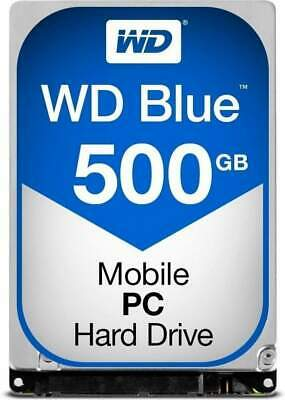 Western Digital WD5000LPCX - Blue Mobile 500GB SATA (WD5000LPCX) slim !!NEU!!