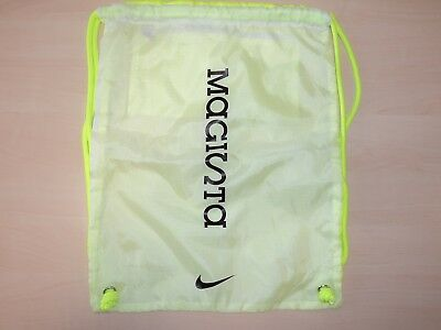 ec8898cb7d7ad Nike Football Magista Schuhsack Turnbeutel NEU Bag neon Rucksack Gym Fitness