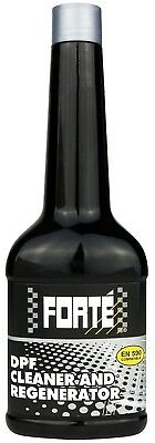Forte DPF Cleaner and Regenerator 400ml - Diesel Particulate Filter Cleaner