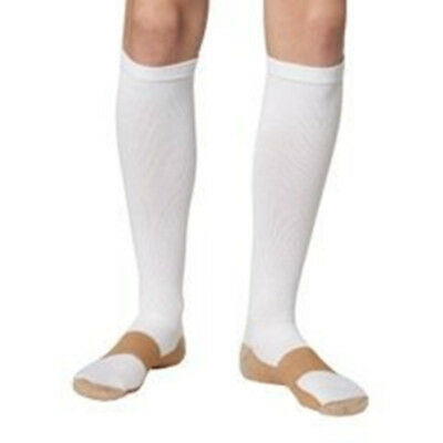 Copper Compression Sock Support Stockings 20-30 mmHg Graduated for Men Women Wt