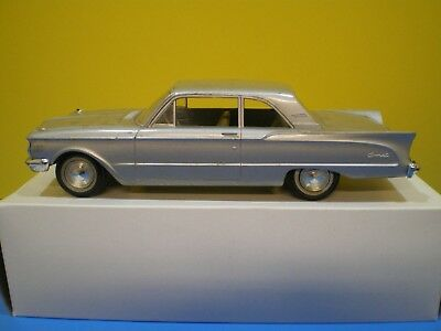 1961 Mercury Comet Hard Top Dealer Promo in silver without Box