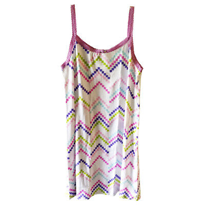 9cadc3662c782 Esme Youth Comfortable chemise cami size Large  22 Pixel Chevron clearance  JR910