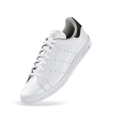 ADIDAS BY RAF Simons Chaussures Baskets Sneakers Homme En Cuir Stan Smith Bl Df1