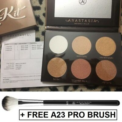 Brand New Anastasia Beverly Hills Glow Kit - Ultimate Glow Highlighter Palette