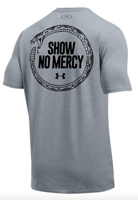 Under Armour Men's UA HeatGear Show No Mercy Loose Fit Graphic T Shirt - NWT