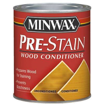 Minwax Pre Stain Wood Conditioner Treatment 1/2 Pint 134074444