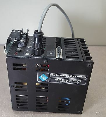 SLO-SYN 430-pt motor drive. Superior Electric