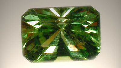 19thC Antique 2/3ct Apatite Gem of Medieval Athletes + Warriors Muscle Talisman