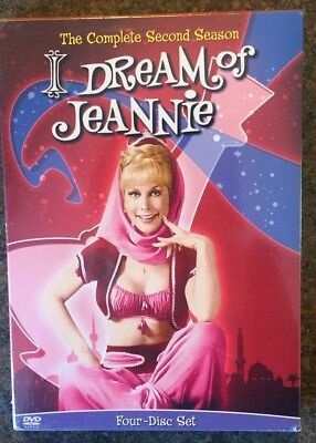 ** I Dream Of Jeannie - The Complete 2nd Season, DVD, brand new, factory sealed!