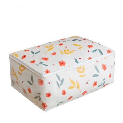 AU Clothes Quilt Bedding Duvet Zipped Storage Bag Packing Laundry Pillows Box