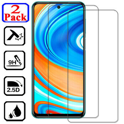 2X Tempered Glass Screen Protector For XiaoMi Redmi 5 Plus 6 6A S2 Note 5 6 Pro