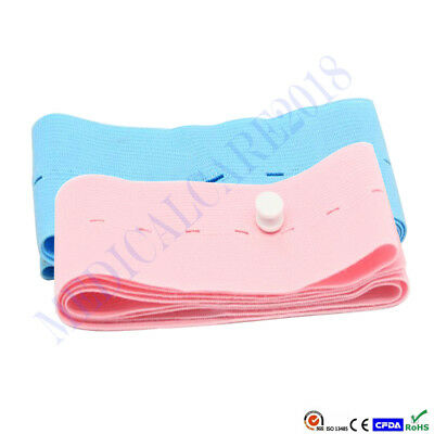 Latex - Free M2208A Disposable Fetal Fetal Monitor Transducer Belt with Button