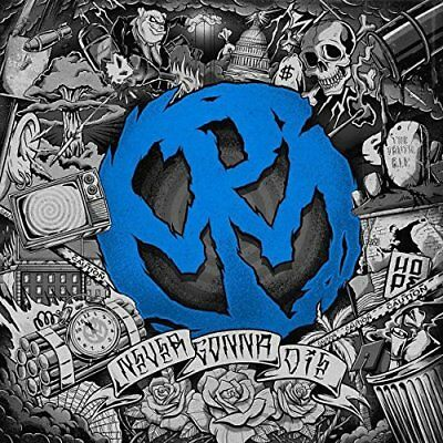 Pennywise Never Gonna Die Cd 2018