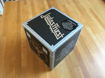 Judas Priest The Remasters CD Box Collectors Edition 12 CDs