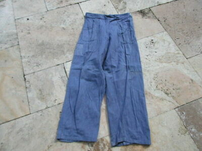 Denim Worker Pants 17Oz True Vintage Hose Trouser Heritage Mechanic French Style