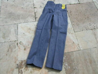 Denim Worker Pants 17Oz True Vintage Trouser Heritage Mechanic Franz Style Jeans