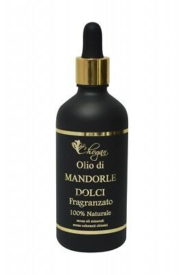 OLIO MANDORLA DOLCE FRAGRANZATO (100 ML) by Chogan