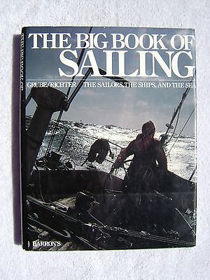 The Big Book Of Sailing Book Maritime Nautical Marine (#133)