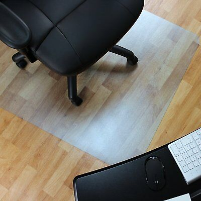 Office Premium Chair Mat Carpet Protection Studded Clear Non Slip 48 X 60 Inch