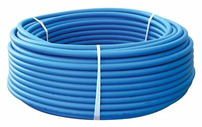 "1/2"" by 100ft PEX Tubing Potable Water Pipe - Blue"