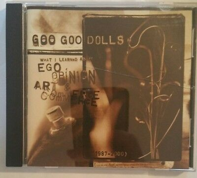 Ego, Opinion, Art & Commerce by Goo Goo Dolls (CD, May-2001, Warner Bros.)