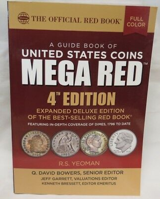 2019 Official Red Book Of United States Coins - Mega Red Edition