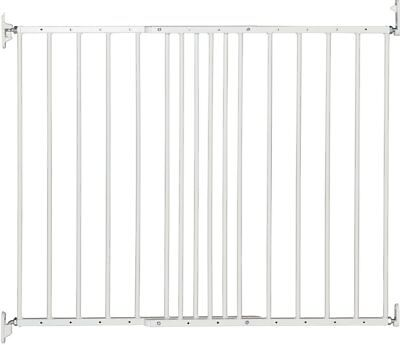 Large Extending Metal Safety Gate for Stair, Door Baby Toddler Wide Adjustable