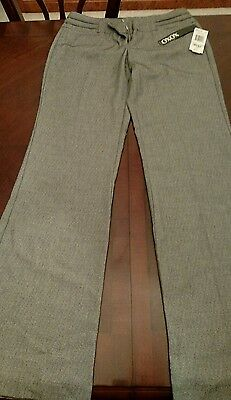 Women's XOXO Charcoal Grey Dress pants New With tags