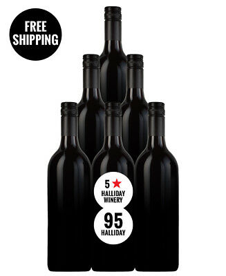 Secret 95 Point Coonawarra Merlot 2015 (6 Bottles)
