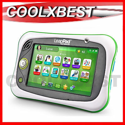 "NEW LEAP FROG LEAPPAD ULTIMATE KIDS TABLET 7"" QUAD CORE WiFi PLATINUM V2"
