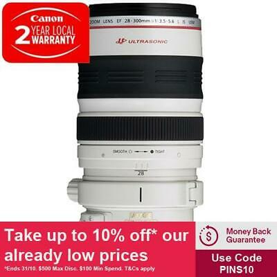 Canon EF 28-300mm f/3.5-5.6L IS USM Telephoto Lens with GEN CANON WARR