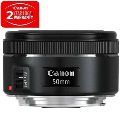 Canon EF 50mm f/1.8 STM Camera Lens with GEN CANON WARR