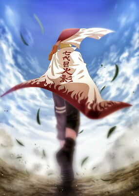 "402 Naruto - Last Uzumaki NINJA Fighting Japan Anime 24""x33"" poster"