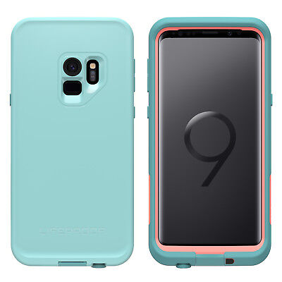 Genuine Lifeproof Fre case Samsung Galaxy GS9 S9 PLUS waterproof Aqua IN STOCK