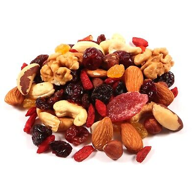 Dorri - Mixed Nuts with Berries (Available from 50g to 5kg)