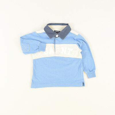 Polo color Azul marca Gant 12 Meses  503342