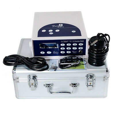 Latest Professional Detox Machine Cell Ion Ionic Foot Bath SPA CHI FIR USA