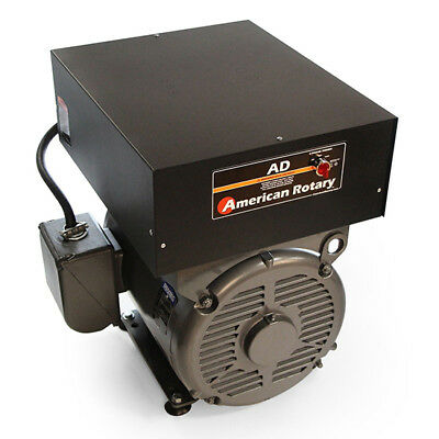 American Rotary AD75FM   Floor Mount AD Series 75HP Rotary Phase Converter 240V