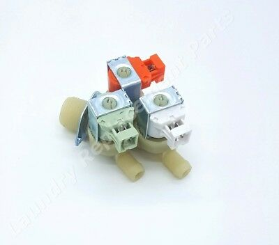3 Way 220V Inlet Valve For Wascomat Washers - 823653, 823603N