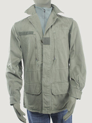 e01a8558129 GENUINE HOLLAND DUTCH Army NATO Olive Field Jacket Shirt Unused Army ...