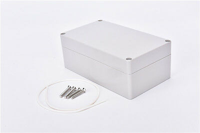 Waterproof Plastic Electronic Project Box Enclosure Cover CASE 158x90x60mm Fad Z