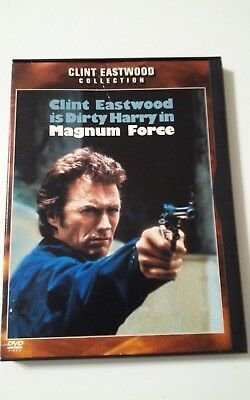 Clint Eastwood Collection Magnum Force DVD Movies Dirty Harry Policemen Callahan